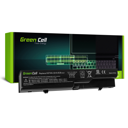 Bateria Green Cell PH06 do HP Compaq 620 625 ProBook 4320s 4520s 4525s