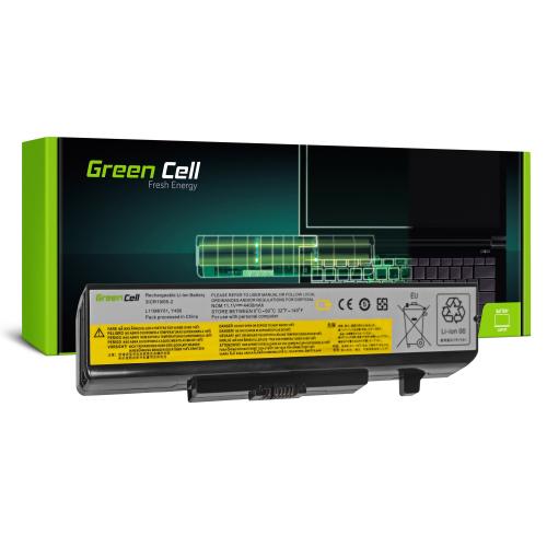 Bateria Green Cell do Lenovo G500 G505 G510 G580 G580A G580AM G585 G700 G710 G480 G485 IdeaPad P580 P585 Y480 Y580 Z480 Z585