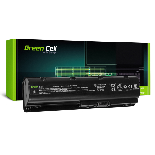 Bateria Green Cell MU06 do HP Compaq 635 650 655 Pavilion G6 G7 Presario CQ62
