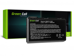 Bateria akumulator Green Cell do laptopa Acer Extensa 5220 5620 5520 7520 GRAPE32 14.8V 8 cell