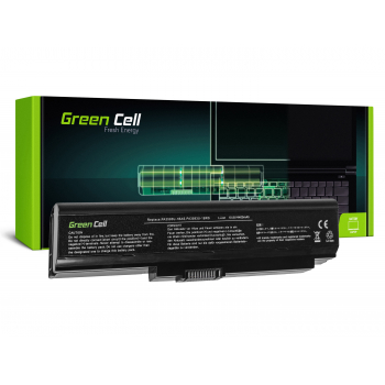 Bateria Green Cell PA3593U-1BRS PA3593U-1BAS do Toshiba Satellite U300 U305