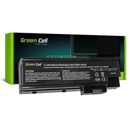 Bateria Green Cell LIP-6198QUPC SY6 do Acer Aspire 5620 7000 7200 9300 9400 TravelMate 5100 5110 5610 5620