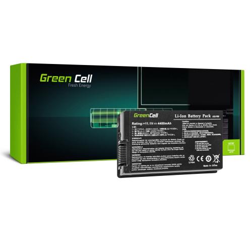 Bateria Green Cell A32-F80 do Asus X60 F50 F50Z N60 X61 X61G X61GX X61S X61Z