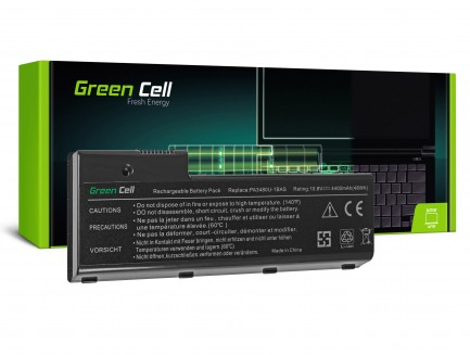 Bateria akumulator Green Cell do laptopa Toshiba Satellite P100 P105 PA3479U-1BRS 10.8V