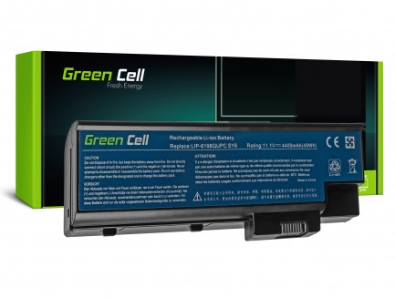 Bateria Green Cell LIP-6198QUPC SY6 do Acer Aspire 5620 7000 7200 9300 9400 TravelMate 5100 5110 5610 5620