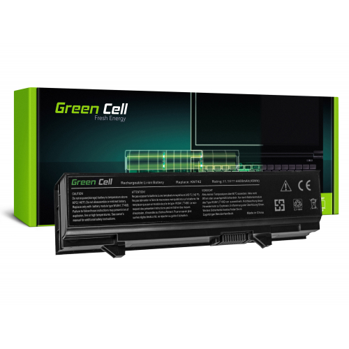 Bateria Green Cell KM742 do Dell Latitude E5400 E5410 E5500 E5510