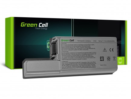 Bateria Green Cell CF623 DF192 do Dell Latitude D531 D531N D820 D830