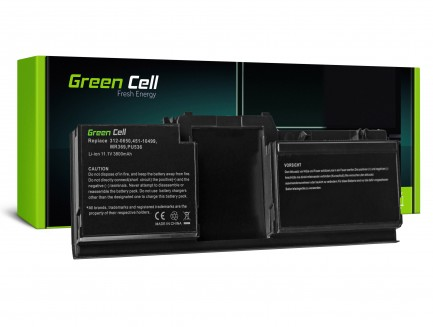 Bateria Green Cell PU536 do Dell Latitude XT XT2 Tablet