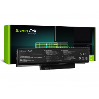 Bateria Green Cell do laptopów Fujitsu-Siemens Esprimo V5515 V5535 V5555 V6555