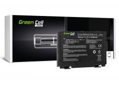 Bateria Green Cell PRO A32-F82 A32-F52 L0690L6 do Asus K40iJ K50 K50AB K50C K50IJ K50i K50iN K70 K70IJ K70IO