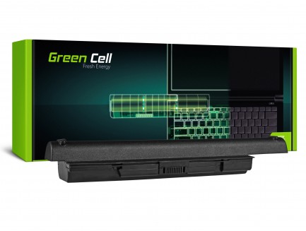 Bateria Green Cell PA3534U-1BRS do Toshiba Satellite A200 A300 A350 L300 L500 L505