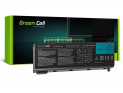 Bateria Green Cell PA3420U-1BRS PA3450U-1BRS do Toshiba Satellite L10 L20 L30