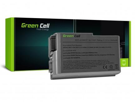 Bateria Green Cell C1295 do Dell Latitude D500 D510 D520 D600 D610