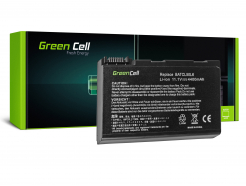 Bateria akumulator Green Cell do laptopa Acer Aspire 3100 3690 5110 5630 BATBL50L6 11.1V 6 cell