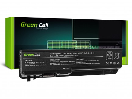 Bateria akumulator Green Cell do laptopa Dell Studio 1745 1747 1749 U150P U164P 11.1V 6 cell