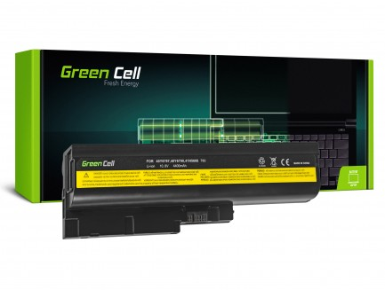 Bateria akumulator Green Cell do laptopa Lenovo IBM Thinkpad T60p T61p R60e R61e R61i 10.8V 6 cell