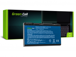 Bateria akumulator Green Cell do laptopa Acer Aspire 3100 3690 5110 5630 BATBL50L8 14.8V 8 cell