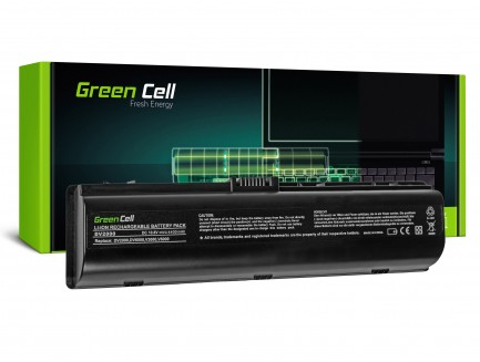 Bateria akumulator Green Cell do laptopa HP Pavilion DV2000 DV6000 DV6500 DV6700 10.8V 6 cell