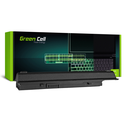 Green Cell ® Bateria do Dell Vostro P09F001