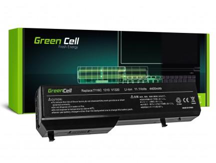 Bateria akumulator Green Cell do laptopa Dell Vostro 1310 1320 1510 1511 1520 2510 11.1V 6 cell