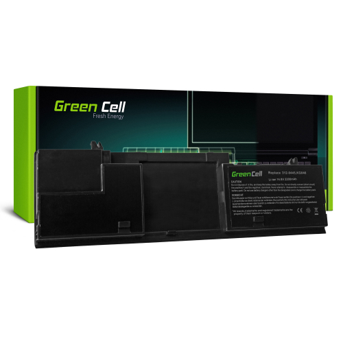 Bateria akumulator Green Cell do laptopa Dell Latitude D420 D430 312-0443 312-0445 14.8V