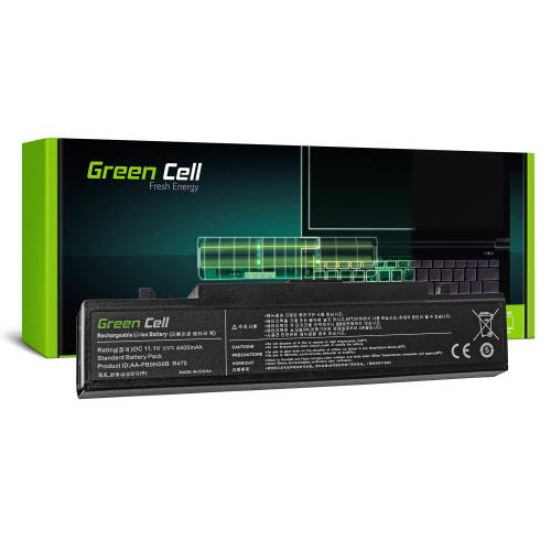 Bateria Green Cell AA-PB9NC6B AA-PB9NS6B do Samsung R519 R520 R522 R530 R540 R580 R780 11.1V 6 cell