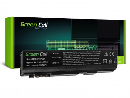Bateria akumulator Green Cell do laptopa Toshiba Tecra A11 M11 S11 PA3788U-1BRS 10.8V
