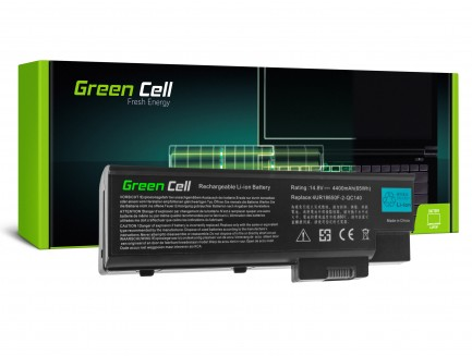 Bateria Green Cell SY6 MS2169 do Acer Aspire 3000 3500 5000 Extensa 3000 6600 TravelMate 2301WLMi PRO