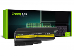 Bateria akumulator Green Cell do laptopa Lenovo IBM Thinkpad T60p T61p R60e R61e R61i 10.8V 9 cell