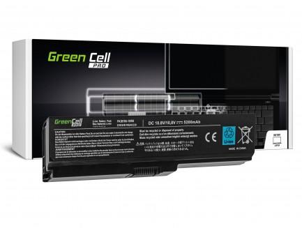 Bateria Green Cell PRO PA3817U-1BRS do Toshiba Satellite C650 C650D C655 C660 C660D C670 C670D L750 L750D L755