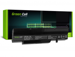 Bateria akumulator Green Cell do laptopa Fujitsu-Siemens V3405 V3505 Li1718 Li2727 BTP-B4K8 10.8V 6 cell