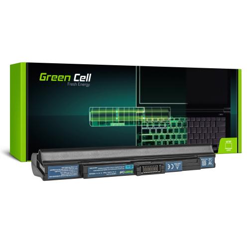 Bateria Green Cell UM09A41 UM09B73 do Acer Aspire One 531 531H 751 751H ZA3 ZG8
