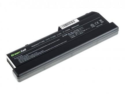 Bateria Green Cell T114C do Dell Vostro 1310 1320 1510 1511 1520