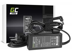 Green Cell PRO Ładowarka Zasilacz do laptopa Toshiba Satellite A100 A200 A300 L300 L40 L100 M600 M601 M602 M600 19V 3.95A