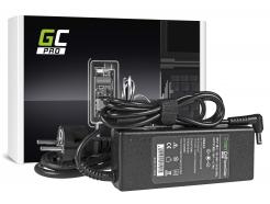 Green Cell PRO Ładowarka Zasilacz do laptopa Toshiba Satellite A200 L350 A300 A500  A660  L300D 19V 4.74A