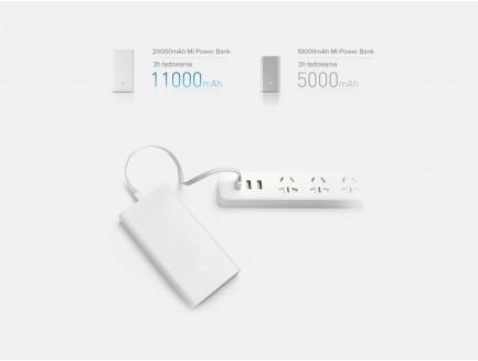 Oryginalny Power Bank Xiaomi 2C 20000mAh