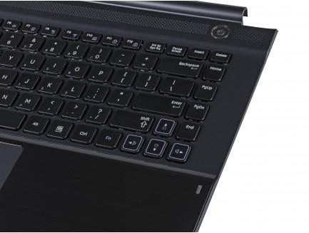 Klawiatura  Green Cell do Laptopa Samsung RC410 RC411 RC415 RV411 RV415 RV420 Palmrest