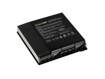 Bateria akumulator Green Cell do laptopa Asus A42-G74 G74 G74sx 14.4V  8 cell