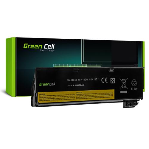 Bateria Green Cell do laptopów Lenovo ThinkPad L450 T440 T450 X240 X250