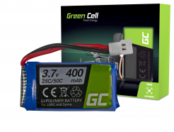 Bateria Akumulator Green Cell do JJRC H31 3.7V 400mAh