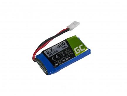 Bateria Akumulator Green Cell do JJRC H31 3.7V 400mAh
