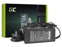 Green Cell ® Zasilacz do laptopa Toshiba Satellite S1800-S203