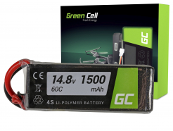 Bateria Akumulator Green Cell 1500mAh 14.8V
