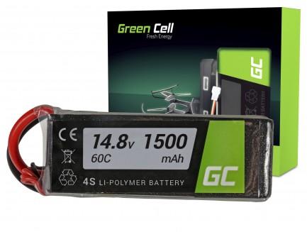 Bateria Akumulator Green Cell 1500mAh 14.8V