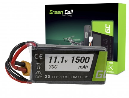 Bateria Akumulator Green Cell 1500mAh 11.1V