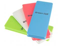 Power Bank Green Cell 3000mAh