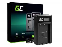 Green Cell ® Ładowarka do Nikon D40C