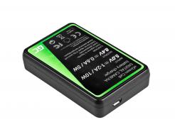 Ładowarka MH-24 Green Cell ® do Nikon EN-EL14, D3200, D3300, D5100, D5200, D5300, D5500, Coolpix P7000, P7700, P7800