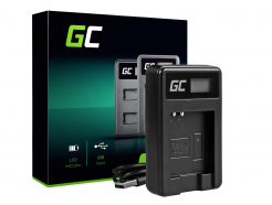Ładowarka CB-2LY Green Cell ® do Canon NB-6L/6LH, PowerShot SX510 HS, SX520 HS, SX530 HS, SX600 HS, SX700 HS, D30, S90, S120