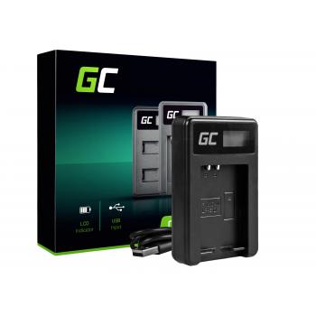 Ładowarka LC-E12 Green Cell ® do Canon LP-E12, EOS-M M2 M10 M100 100D Rebel SL1 (8.4V 5W 0.6A)